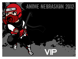 VIP Attendee Badge